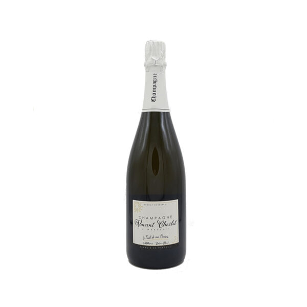 Champagne Vincent Charlot le Fruit de ma Passion Vintage 2013